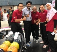 MPMA Bowling Competition, 9 Aug 2019